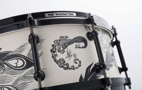 Shinya's Drum (Pearl)
