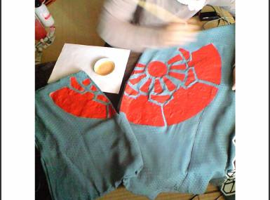 大津祭り衣装